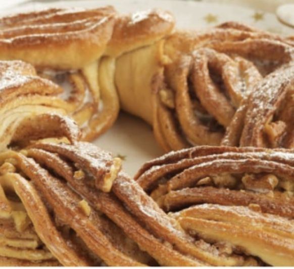 KRINGLE (ROSCON DE REYES DE ESTONIA) CON Thermomix®