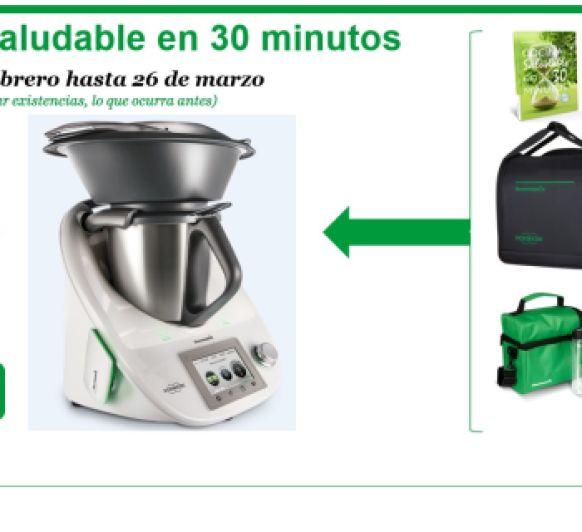 Thermomix® Edición Cocina Saludable en 30 minutos al 0% de Interés