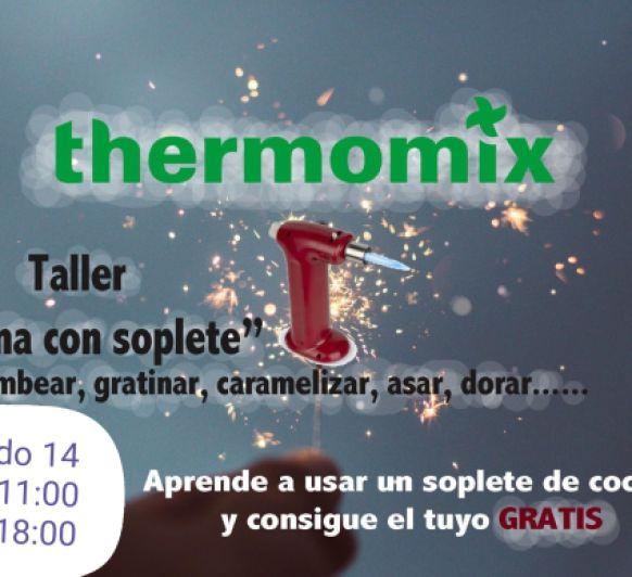 Taller Gastronómico con la nueva Thermomix® tm6