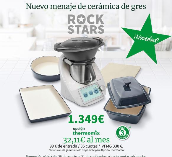 Thermomix® TM6- COMPRAR A 32.11 euros/mes, 3 AÑOS DE GARANTIA MAS MENAJE DE CERÁMICA DE ALTA CALIDAD