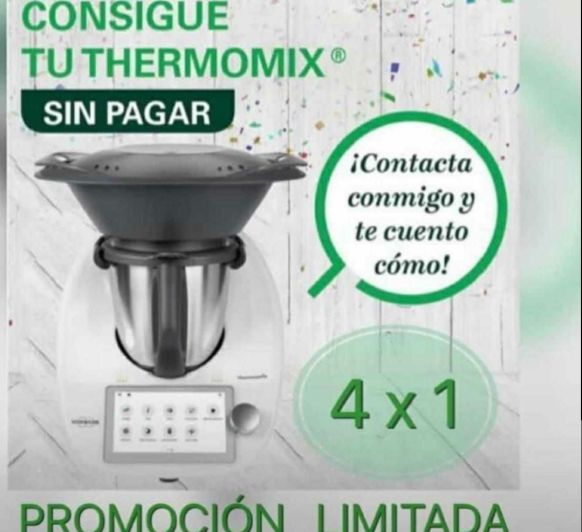 NUEVA PROMOCION Thermomix® 4X1