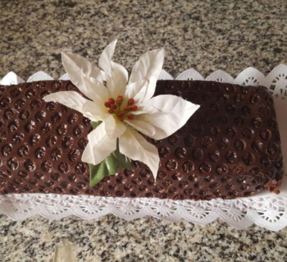 LINGOTE DE CHOCOLATE