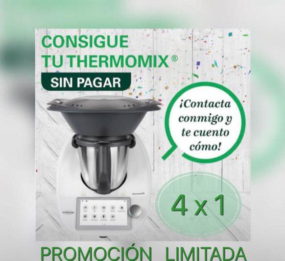GRAN OPORTUNIDAD PARA TENER EL ( Thermomix® A COSTE 0 )