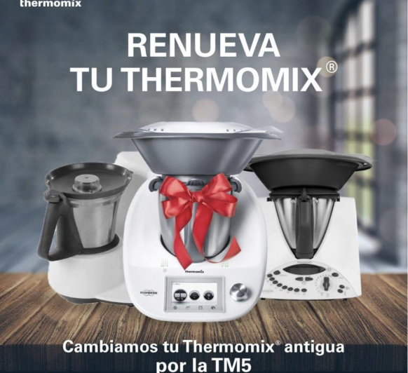 Tasa tú Thermomix® y descubre el valor que tiene la tuya