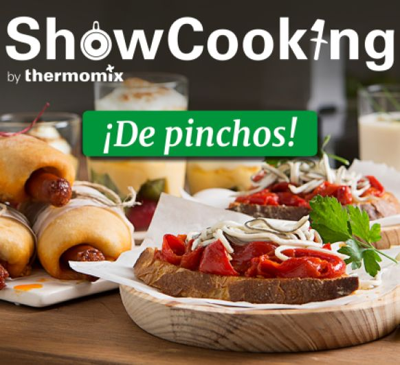 ¡¡NUEVO SHOWCOOKING PARA Thermomix® TM6!!