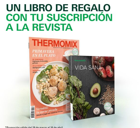 ¿CONOCES LA REVISTA DE Thermomix® ?