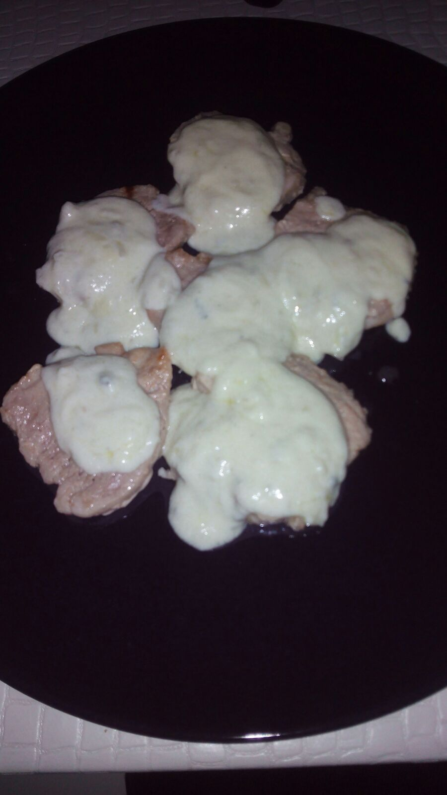 Salsa de queso roquefort en Thermomix®