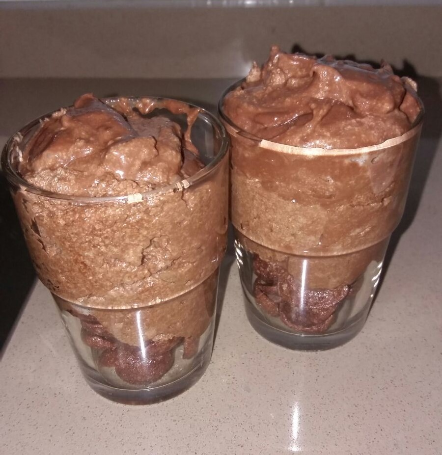 Mousse de chocolate con Thermomix®
