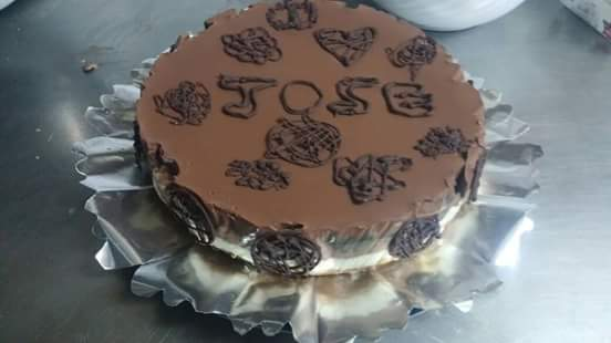TARTA TRES CHOCOLATES EN Thermomix®