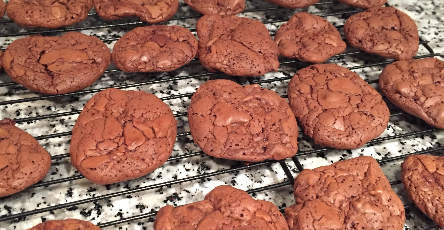COOKIES BROWNIE DE CHOCOLATE CON Thermomix®