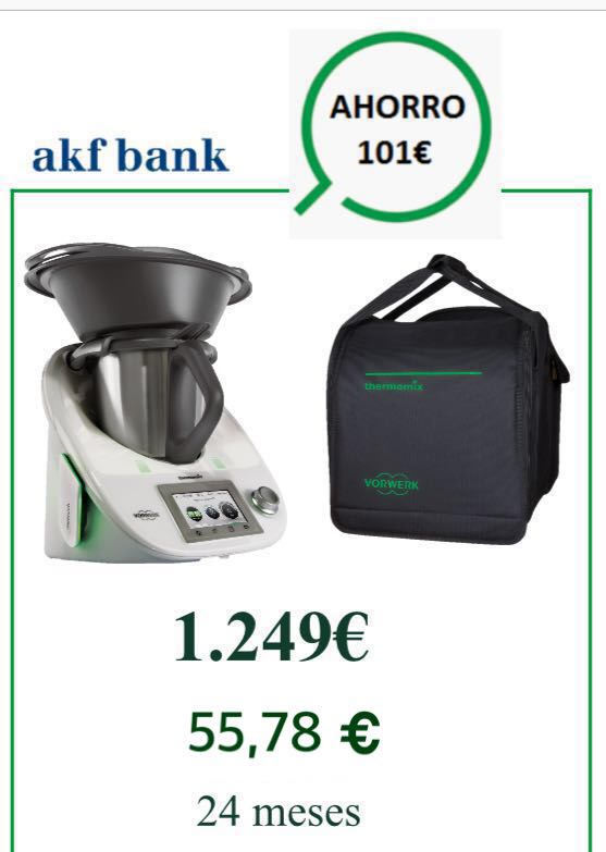 PROMOCIÓN FANTASTICA COOK-KEY Thermomix®