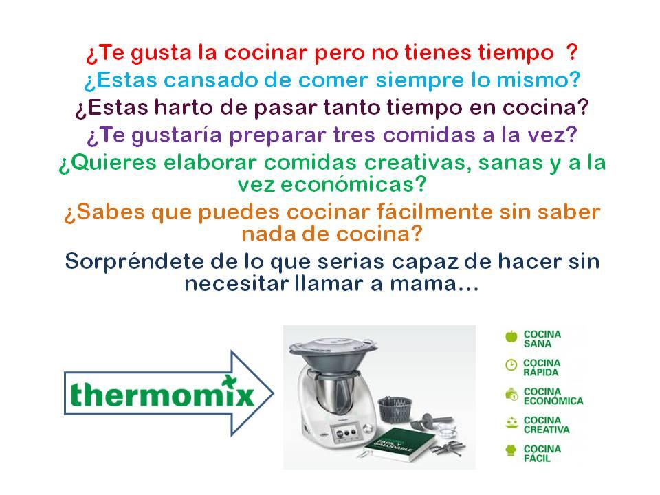Thermomix® TM5 LA REVOLUCIÓN DE LA COCINA