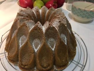 BUNDT CAKE DE CALABAZA ESPECIADA EN VAROMA CON Thermomix®