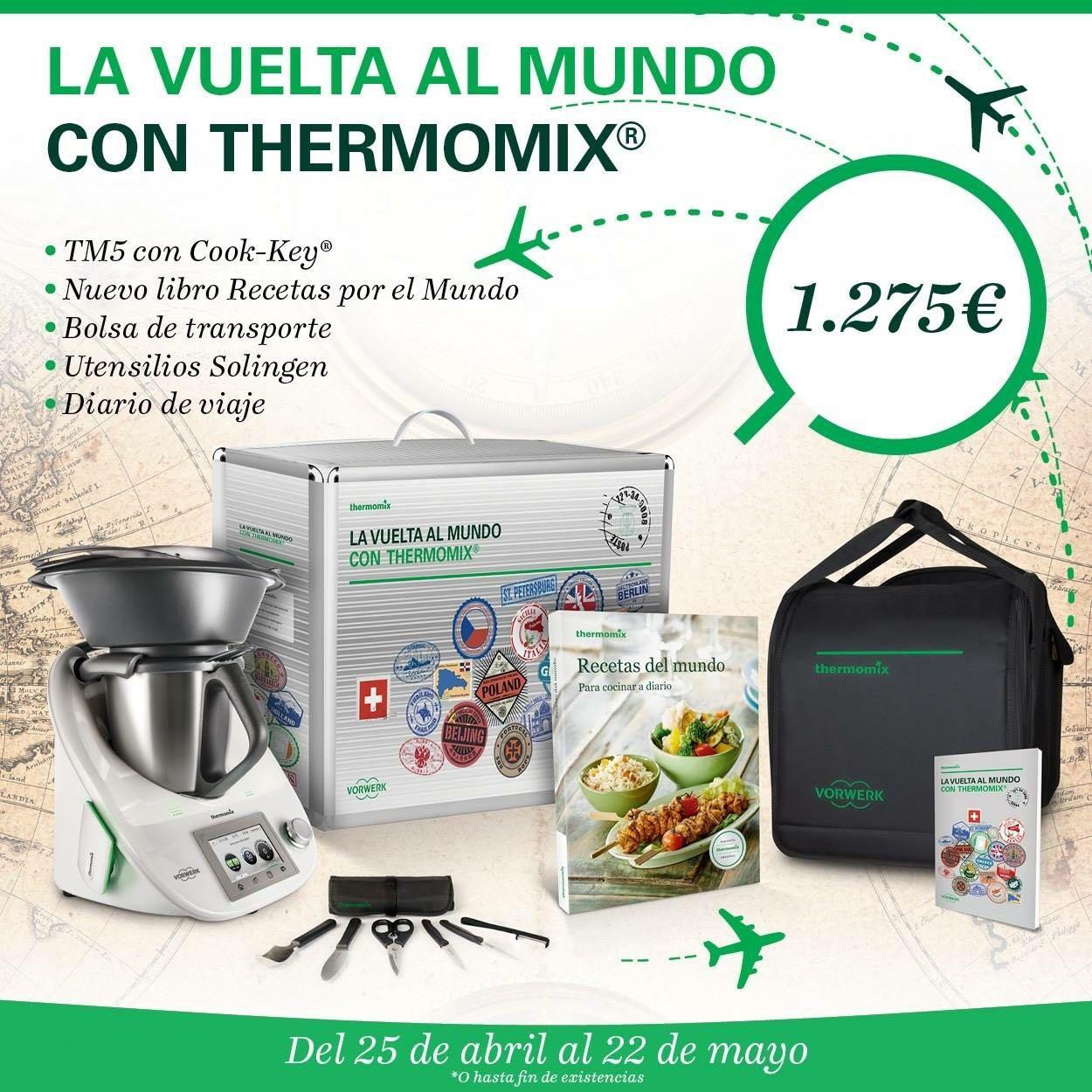 A viajar con Thermomix®