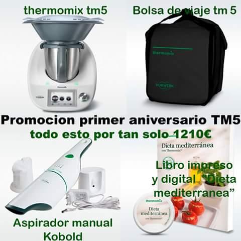Edición primer aniversario Thermomix® TM5