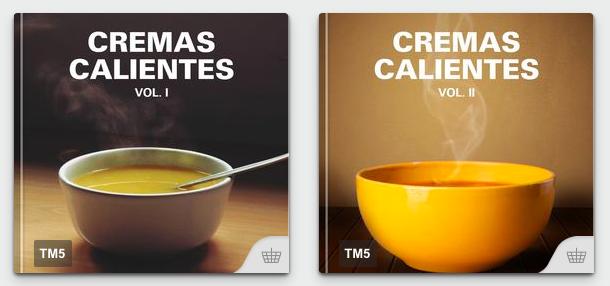 COLECCIÓN CREMAS CALIENTES CON Thermomix®