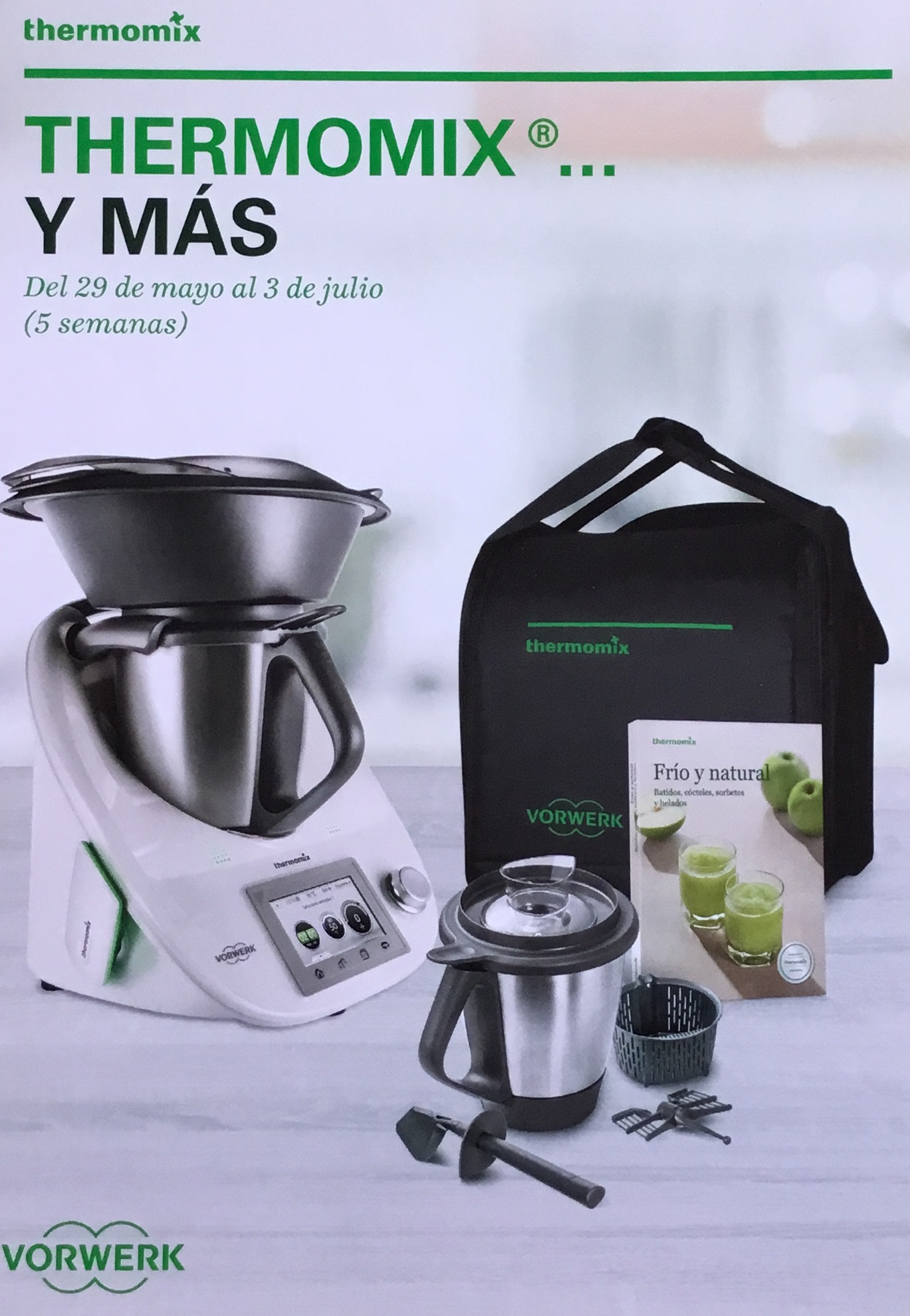 Thermomix® al 0% de interés