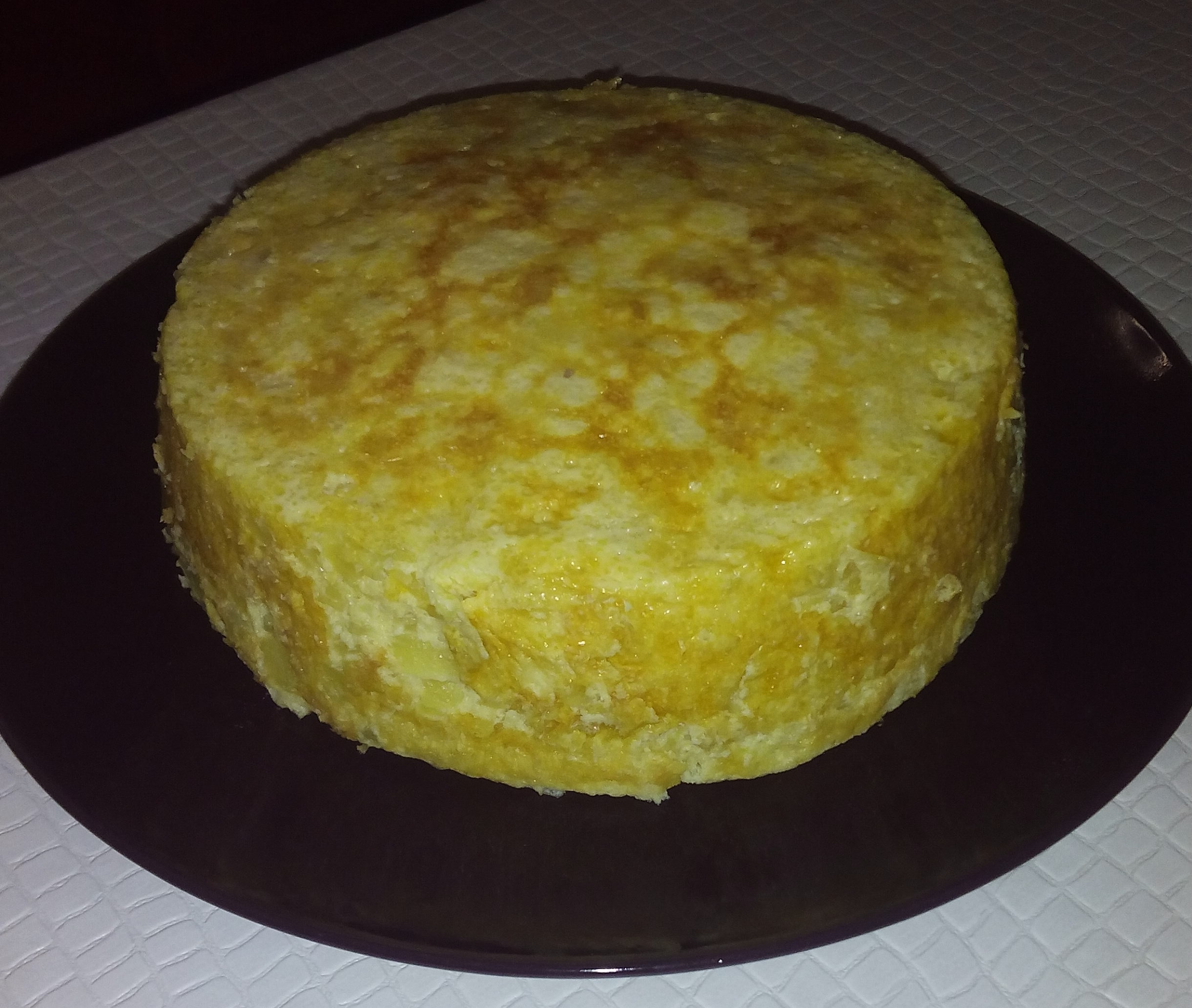 Tortilla de patatas con Thermomix®