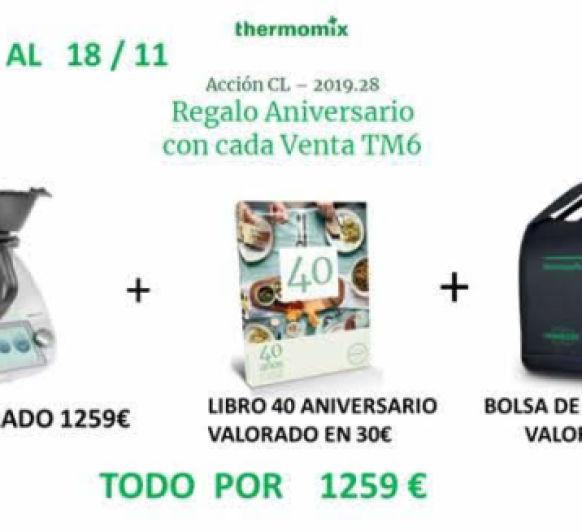 Oferta Thermomix® TM6