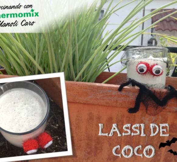 Lassi de coco en Thermomix®
