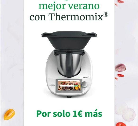 Nueva promoción: segundo vaso Thermomix® por solo 1€ más!