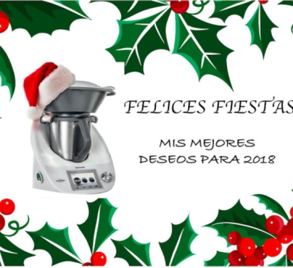 ¡Felices Fiestas con Thermomix® !