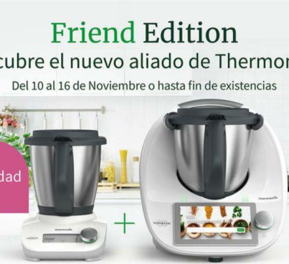 Descubre Thermomix® Friend, el nuevo aliado en tu cocina
