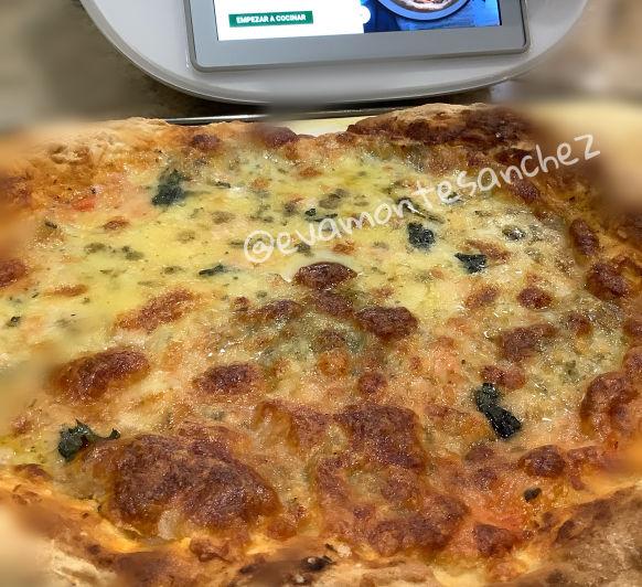 LA AUTENTICA PIZZA NAPOLITANA CON Thermomix®