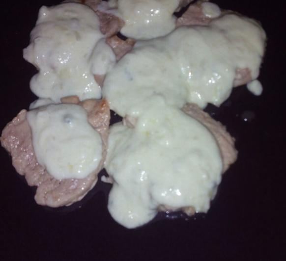 Salsa de queso roquefort en Thermomix®