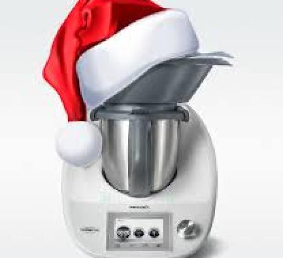 Tu Mesa de Navidad en Un Rato. PREPARA LA NAVIDAD CON Thermomix®