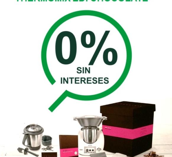 UNA Thermomix® AL 0%DE INTERÉS???????
