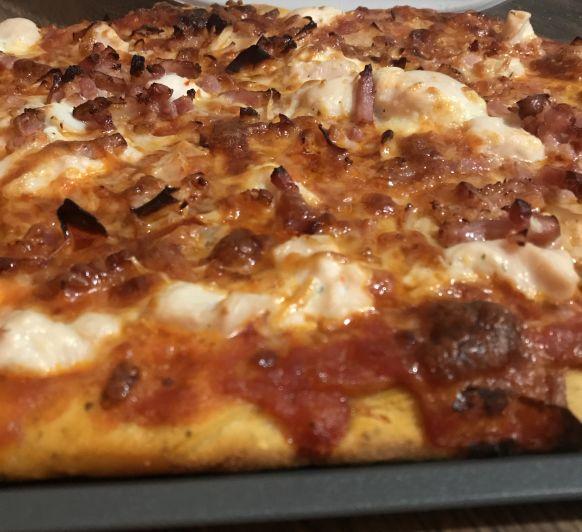 Pizza a mi manera
