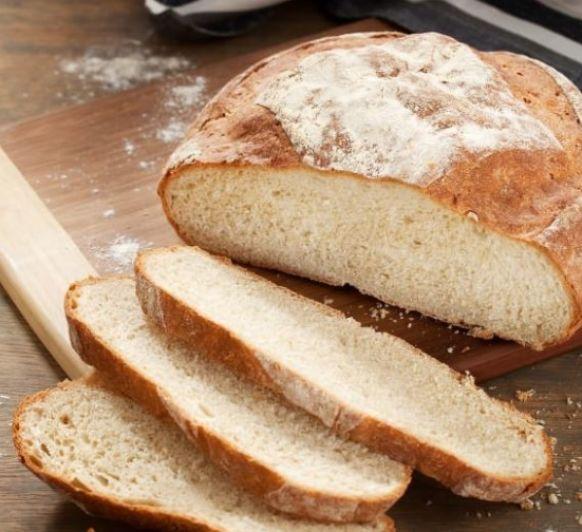 Pan con masa madre con Thermomix®