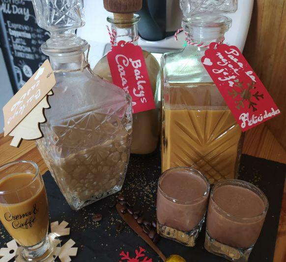 Baileys para niños (licor de dulce de leche sin alcohol) en Thermomix®