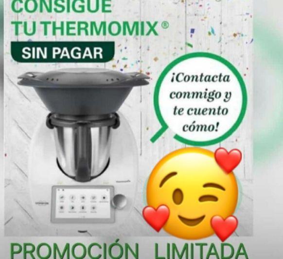 Thermomix® SIN PAGAR