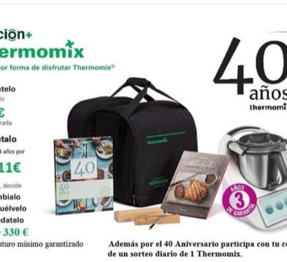 Thermomix® TM6 40 ANIVERSARIO