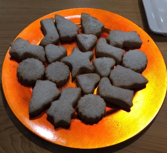 Receta de Mantecados de Almendras con Thermomix®