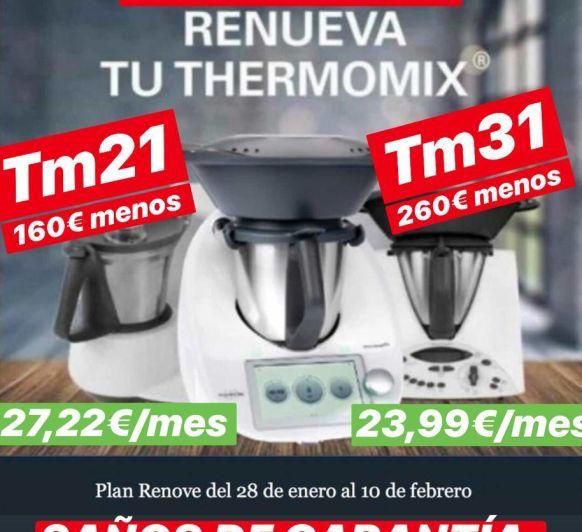 PLAN RENOVE TM21/TM31