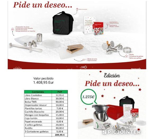 Promoción Navidad Thermomix®