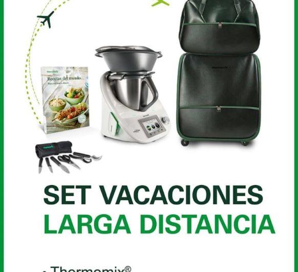 Thermomix® DE VACACIONES.