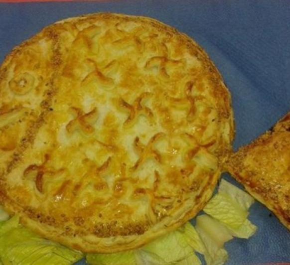 Empanada de Merluza con Thermomix®
