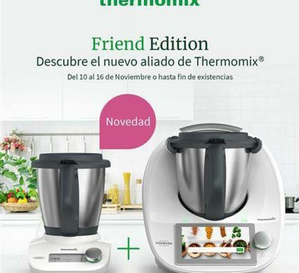 Descubre Thermomix® friend,nuevo aliado de Thermomix®
