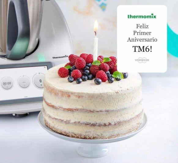 Thermomix® TM6 cumple su primer año