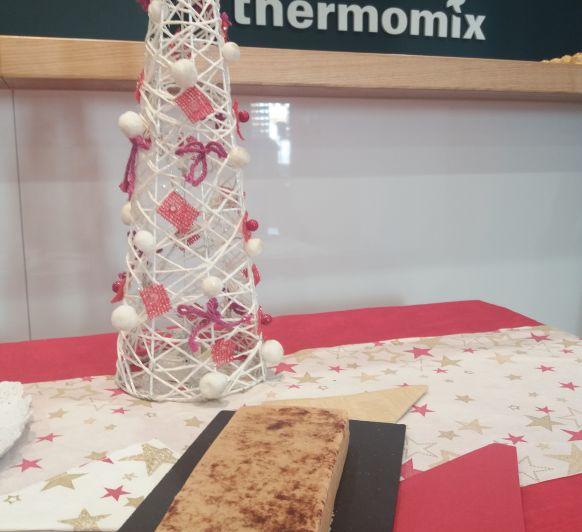 Turrón de Jijona con Thermomix®