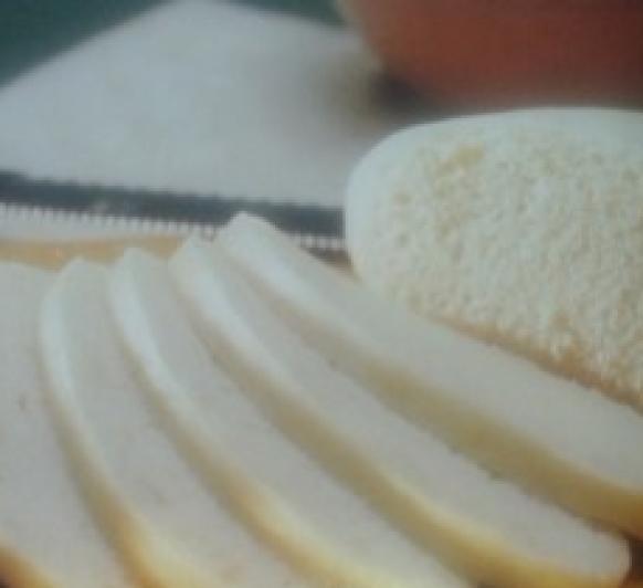 Pan al vapor con Thermomix®