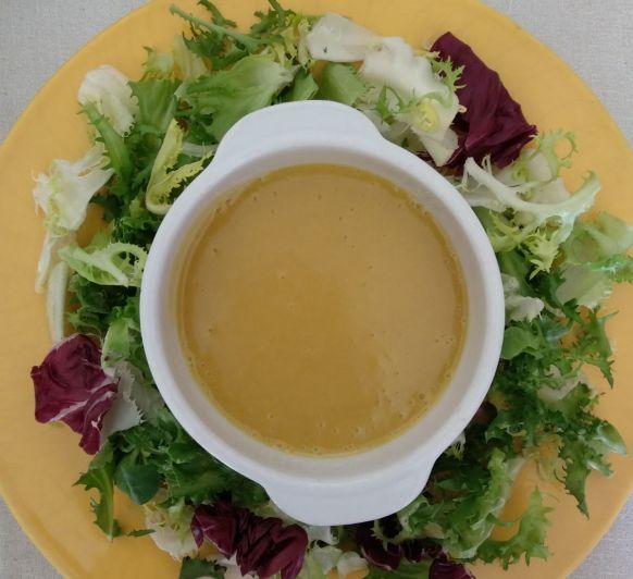 Salsa de miel y mostaza con Thermomix®