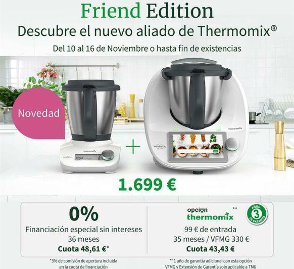 NUEVA PROMOCIÓN Thermomix® FRIEND