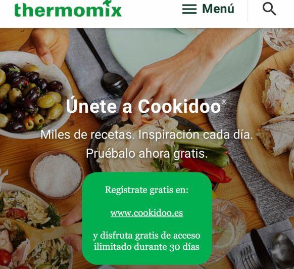 PUDIN DE PAN CON Thermomix®
