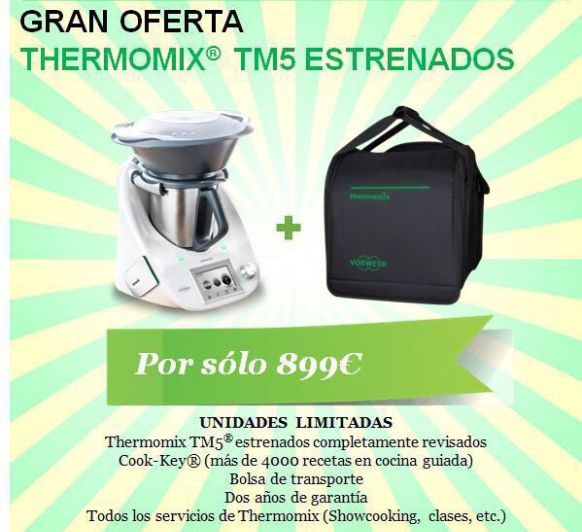 Thermomix® TM5 A 899