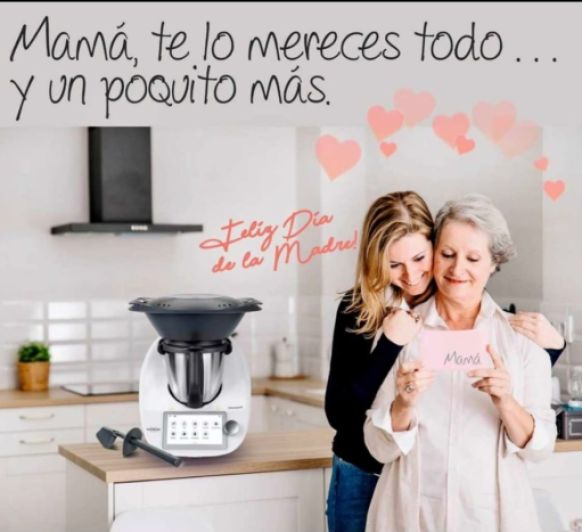 Quieres más tiempo con mamá?